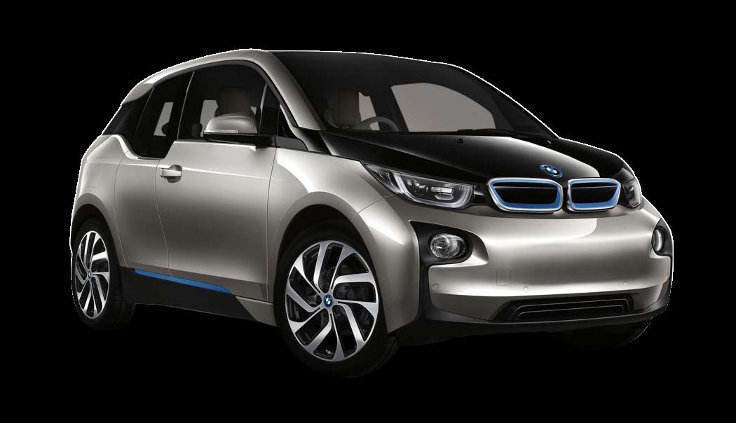 coche eléctrico BMW i3