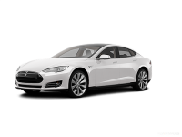 electric car Tesla Model SP85