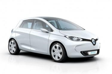 coche eléctrico Renault ZOE